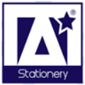 A Star Stationery Logo