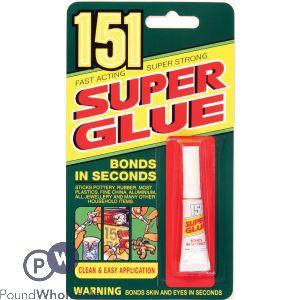 151 SUPER GLUE