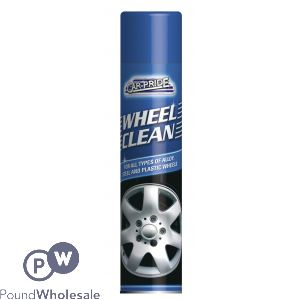 CAR PRIDE ALLOY WHEEL CLEANER