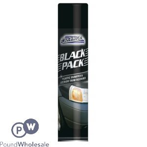 CAR PRIDE BLACK PACK 300ML