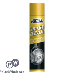 CAR PRIDE BRAKE CLEANER 300ML