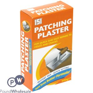 151 PATCHING PLASTER 500G