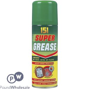 151 SUPER GREASE LUBRICANT SPRAY CAN 150ML