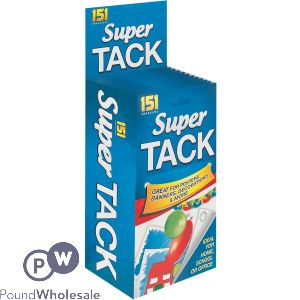 151 ADHESIVES SUPER TACK CDU