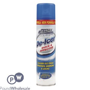 CAR-PRIDE DE-ICER 400ML