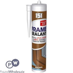 151 FRAME SEALANT BROWN 310ML