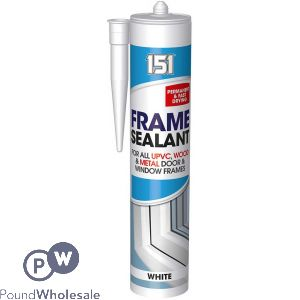 151 FRAME SEALANT WHITE 310ML
