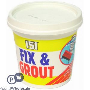 151 READY TO USE FIX & GROUT 500G