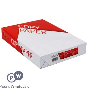 A4 Printer Paper 70gsm 500 Sheets