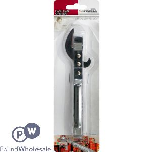 PRIMA EASY CAN OPENER WITH SHARP PUNCH