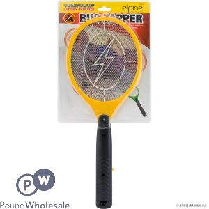 ELPINE ELECTRICAL MOSQUITO PAT YELLOW