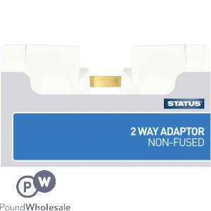 STATUS NON-FUSED 2 WAY ADAPTER CDU