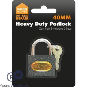 HANDY HOMES HEAVY DUTY PADLOCK