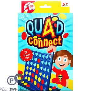 RED DEER TOYS TRAVEL SIZE QUAD CONNECT