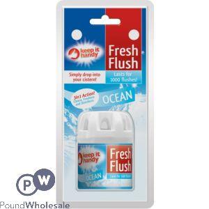 KEEP IT HANDY FRESH FLUSH 3-IN-1 ACTION OCEAN