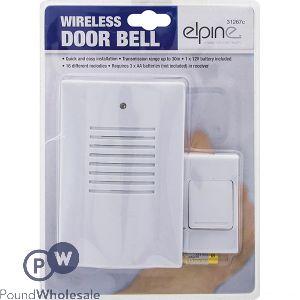 ELPINE WIRELESS DOOR BELL