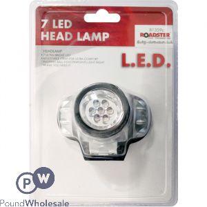 7 LED HEAD LAMP