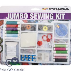 PRIMA JUMBO SEWING KIT
