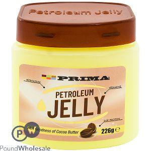 PRIMA COCOA BUTTER PETROLEUM JELLY 226G