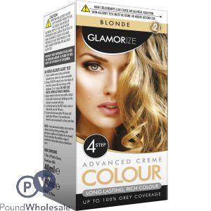 BLONDE PERMANENT HAIR COLOUR NO.2