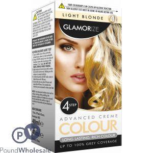 LIGHT BLONDE PERMANENT HAIR COLOUR NO.3