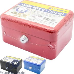"Cash Box 6"" (15cm)"
