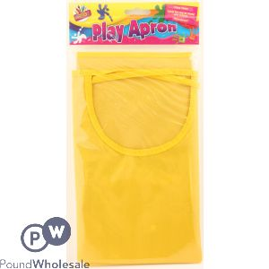 ARTBOX CHILDRENS PLAY APRON