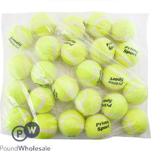 TENNIS BALL SET 24PC