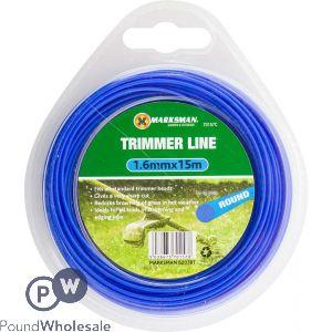 MARKSMAN TRIMMER LINE 1.65MM X 15M