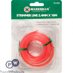 Trimmer Line 2.4mm x 10m