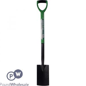 BORDER SPADE WITH HANDLE MADE OF STEEL