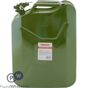 ROADSTER FUEL JERRY CAN 20L
