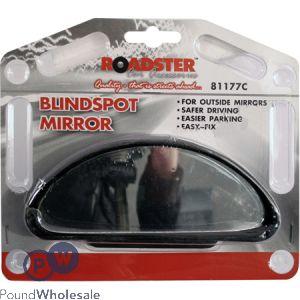 BLINDSPOT MIRROR FOR OUTSIDE