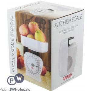 APOLLO KITCHEN SCALE 5KG