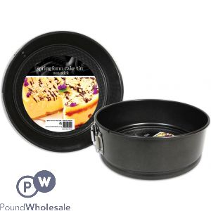 SPRINGFORM NON-STICK CAKE TIN 18CM