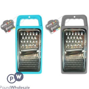 COOKHOUSE FLAT GRATER 2 ASSORTED COLOURS