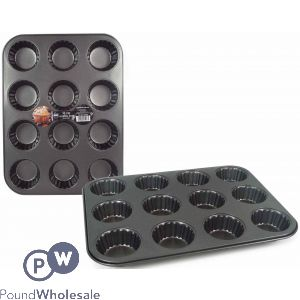 12 CUP MUFFIN FLOWER TRAY