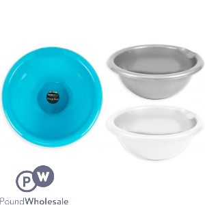 COOKHOUSE KITCHEN MIXING BOWL 3 COLOURS