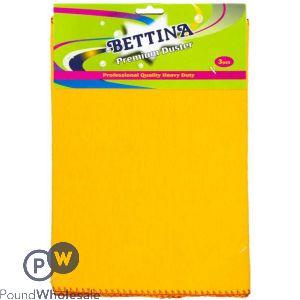 BETTINA PREMIUM DUSTER 3 PACK