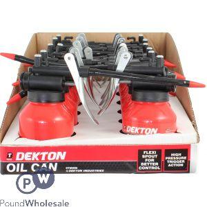 DEKTON OIL CAN
