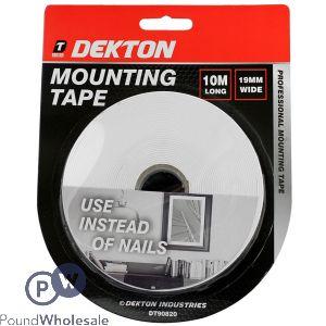 DEKTON MOUNTING TAPE 10M