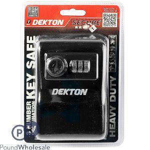 DEKTON 3 DIGIT KEY LOCK BOX