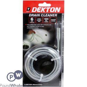 DEKTON DRAIN CLEANER