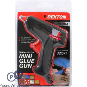 DEKTON 10W MINI GLUE GUN