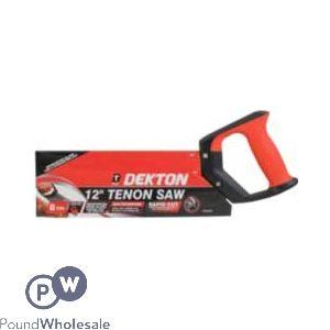 "DEKTON 12"" TENON SAW (8 TPI)"
