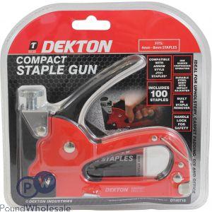 DEKTON COMPACT STAPLE GUN
