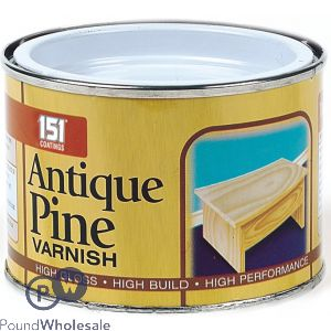 151 ANTIQUE PINE VARNISH 180ML