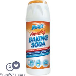 DUZZIT AMAZING BAKING SODA 500G