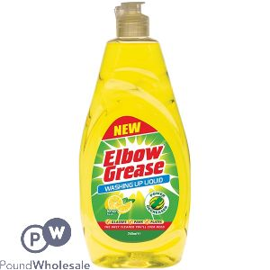 Elbow Grease Washing Up Liquid