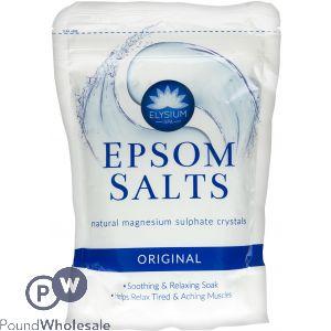 ELYSIUM SPA EPSOM SALTS